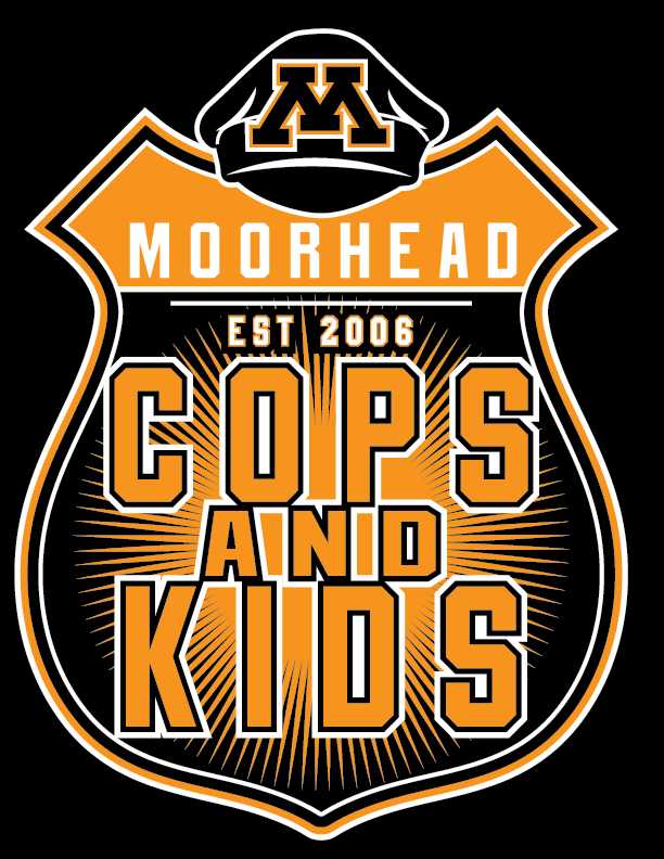 Cops and Kids logo