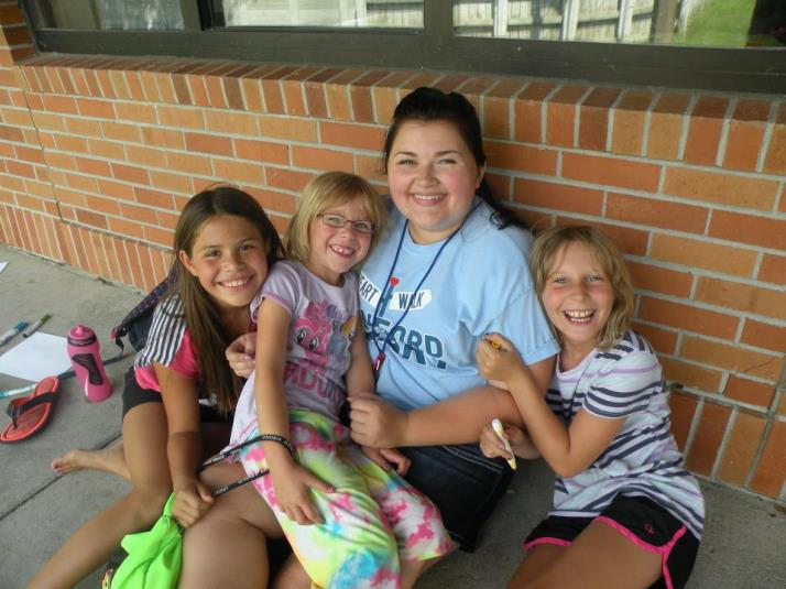 Summer Park Program Girls