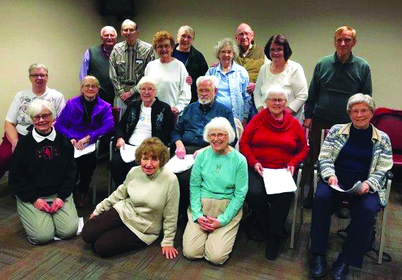 Senior Connections Group