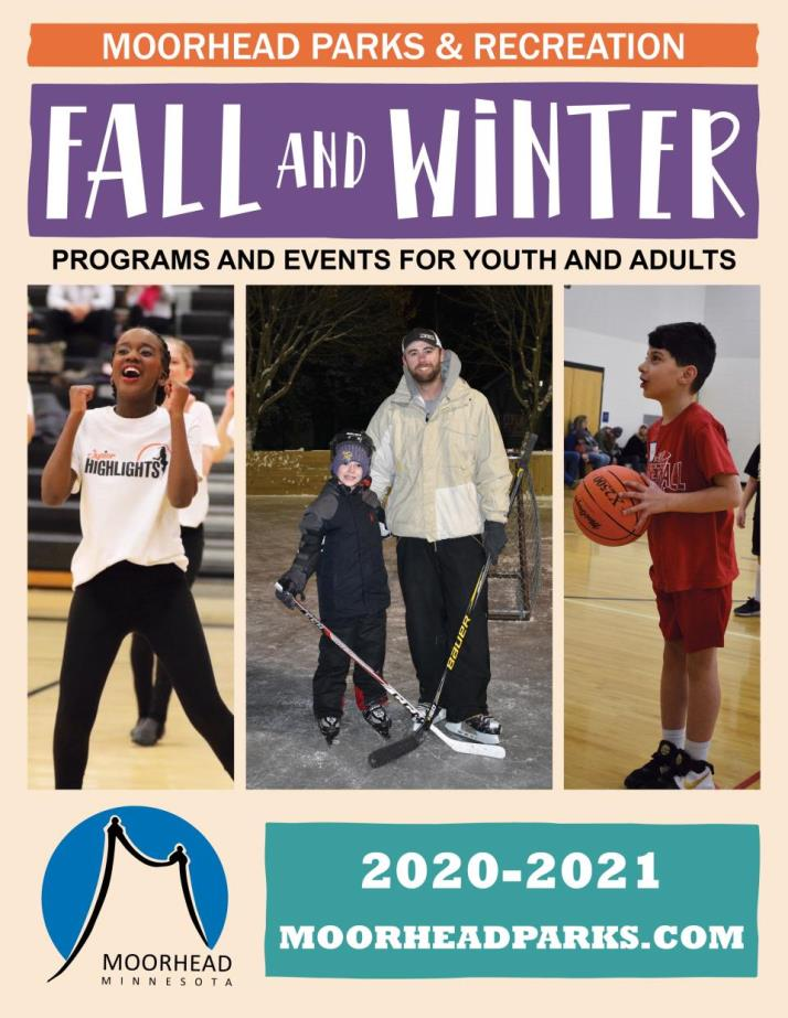 Fall & Winter Brochure Cover